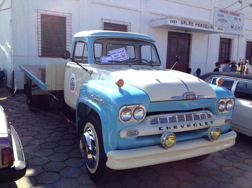C6500 O Chevrolet do Brasil